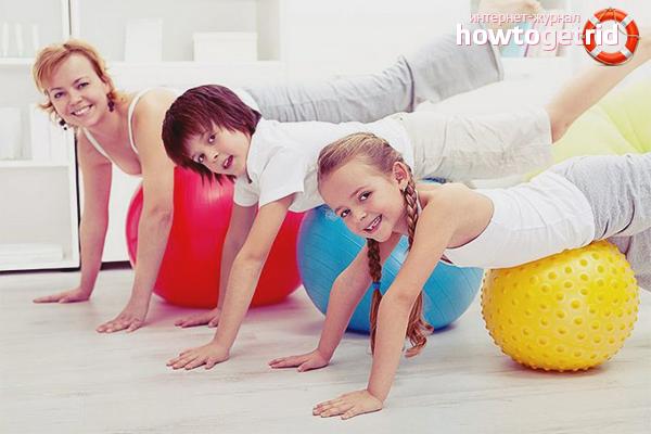 Физическая активность для гиперактивного ребенка
