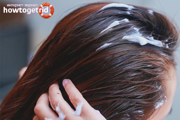 Как добиться эффекта «мокрых волос»
