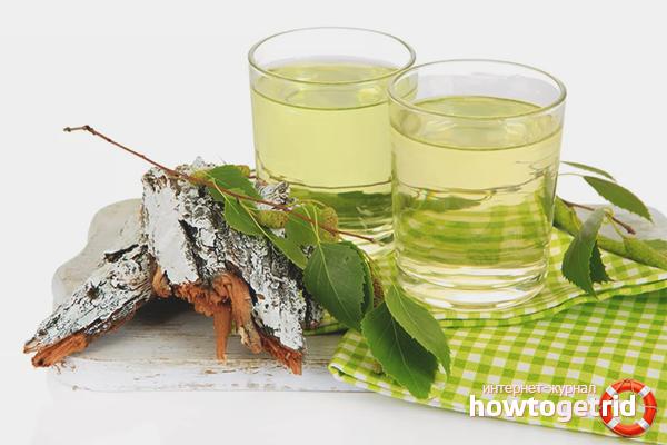 Как хранить березовый сок