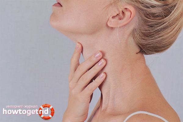 Как проверить щитовидку в домашних условиях самостоятельно с 28