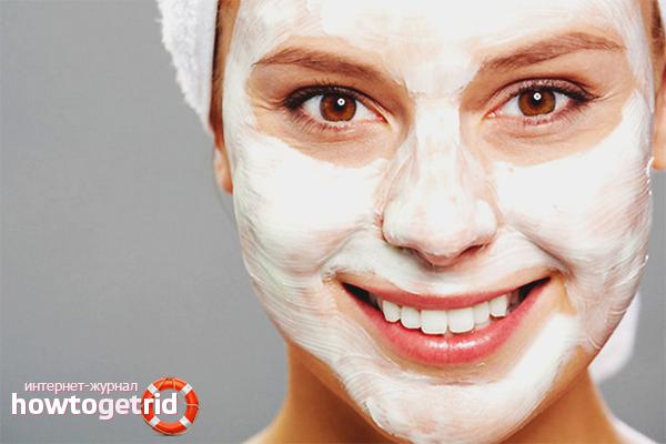 Народных средств для чистой кожи лица