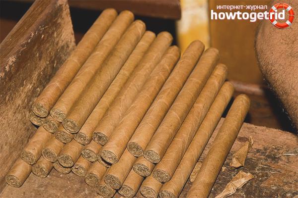 Болезни сигар
