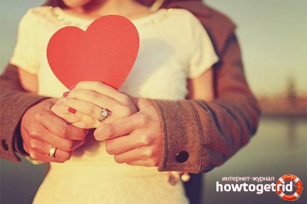 Как доказать девушке, что ты ее любишь