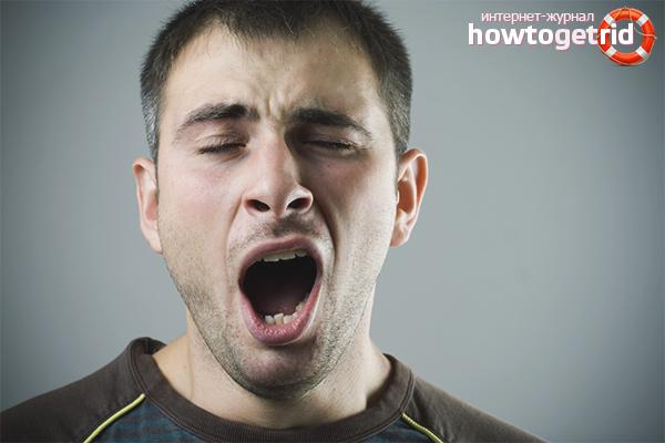 Как избавиться от зевоты: полезные советы