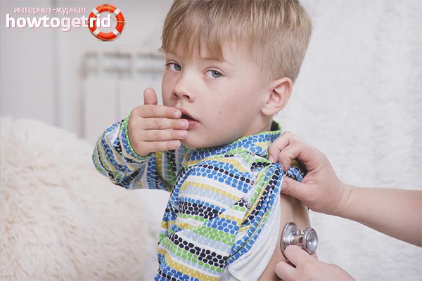Как лечить остаточный кашель