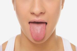 Как лечить прыщ на языке