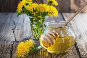 Как сделать мед из одуванчиков