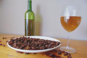 Как сделать вино из изюма