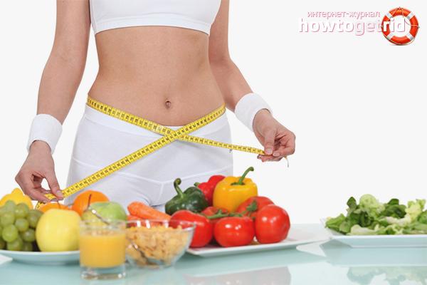 Как убрать подкожный жир с помощью правильного питания
