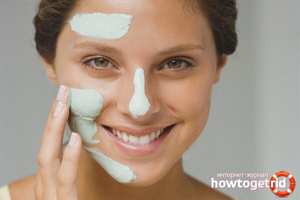 Как ухаживать за проблемной кожей лица
