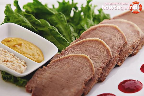Как вкусно приготовить свиной язык: 7 рецептов