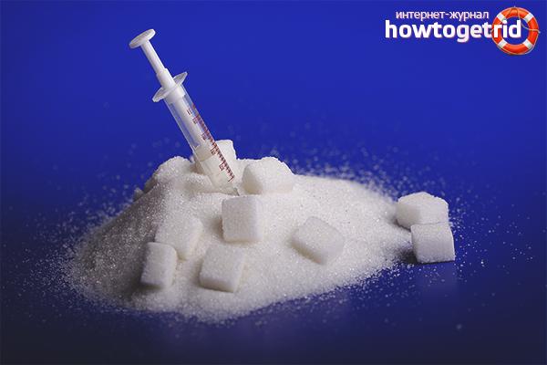 Почему возникает диабет