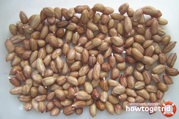 Пророщенный арахис