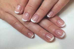 Как сделать коррекцию ногтей гелем