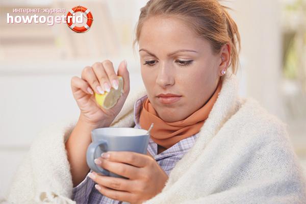 Как справиться с простудой