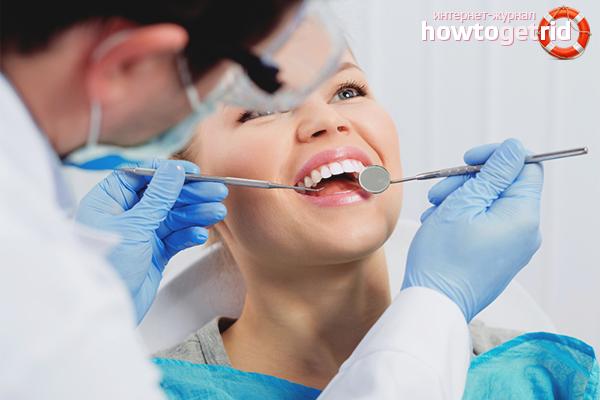 Как укрепить зубы в кабинете стоматолога