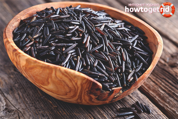 Как варить дикий рис на гарнир