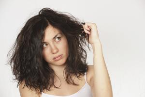 Маски для поврежденных волос