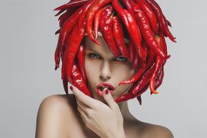 Маски для волос с красным перцем