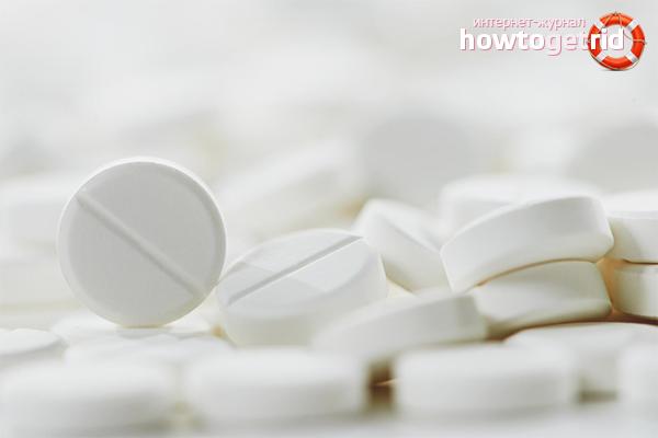 Медикаментозные средства против зубной боли
