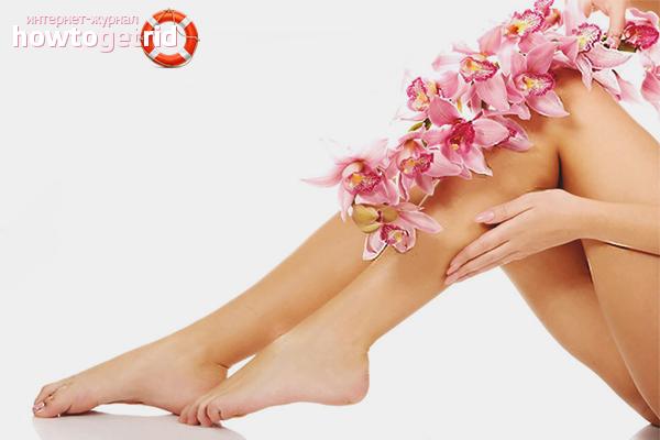 Народные средства против варикоза ног