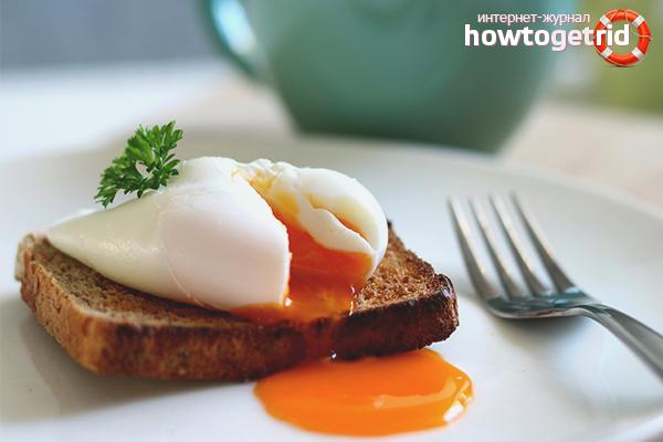Как приготовить яйцо-пашот
