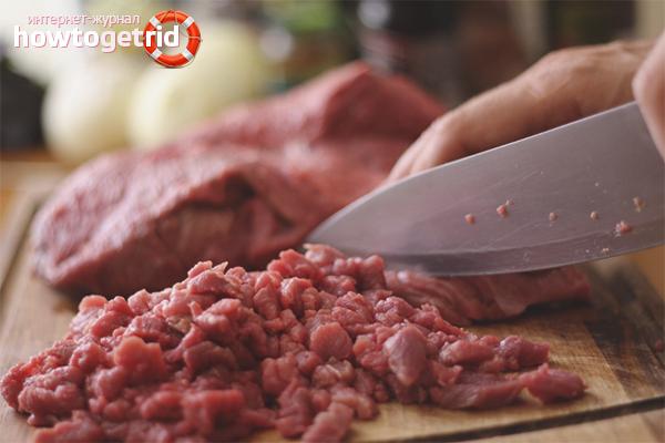 Как сделать фарш без мясорубки: 3 способа