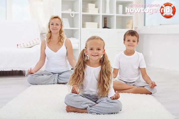Что успокаивает нервную систему ребенка
