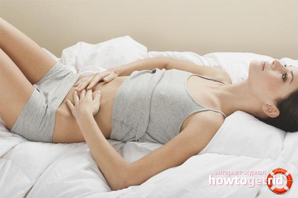 могут быть признаком беременности судороги