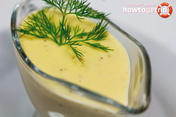 Сырный соус «Сливочный»