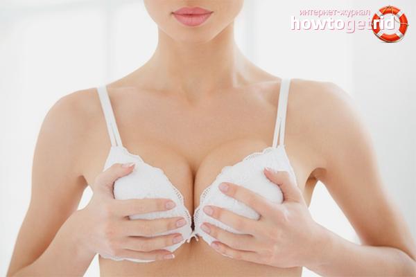 Увеличиваем молочные железы за счет гормонов