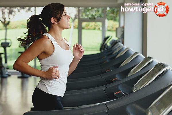 Как бегать на беговой дорожке, чтобы похудеть