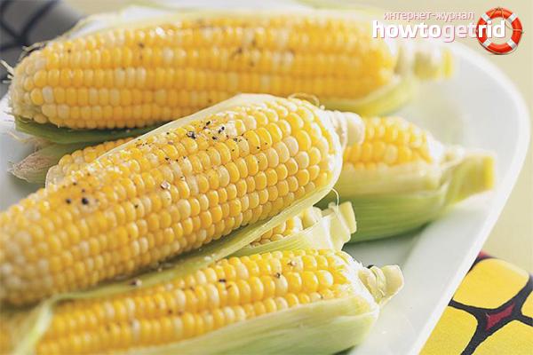 Как варить кукурузу в мультиварке