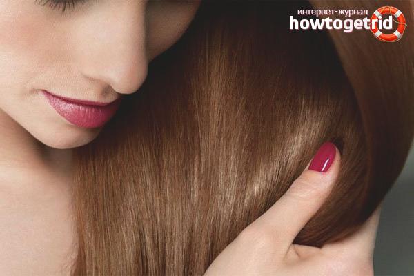 Маски для утолщения волос в домашних условиях