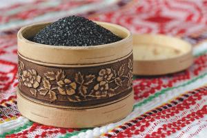 Польза и вред черной соли