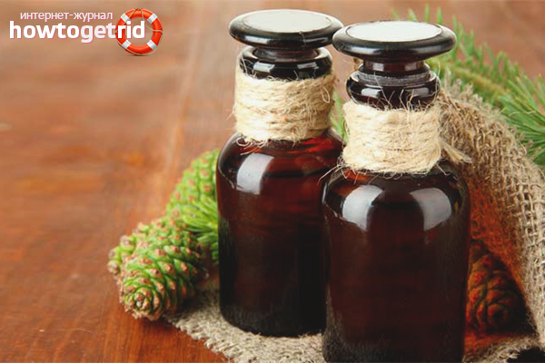 Способы применения пихтового масла для волос