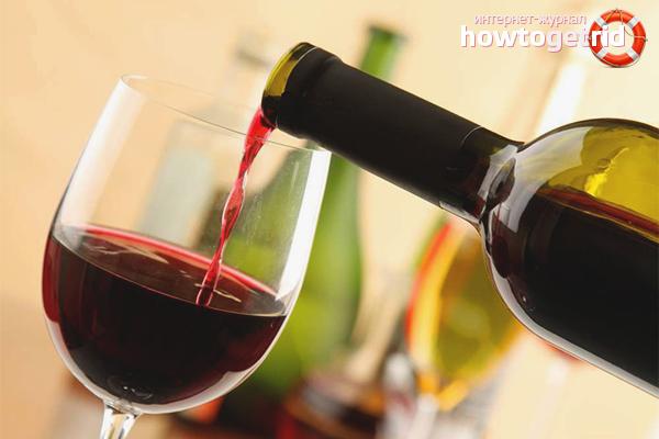 Как правильно пить вино: полезные советы