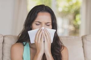 Аллергия на домашнюю пыль