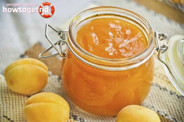 Быстрый рецепт абрикосового варенья