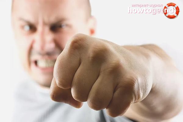 Как перестать бояться драки