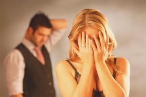 Как пережить предательство мужа