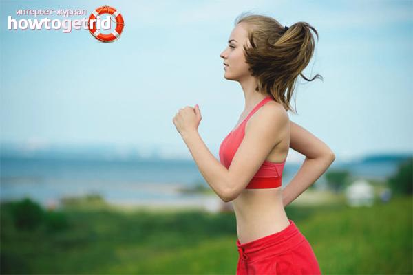 Как правильно дышать при беге: полезные советы