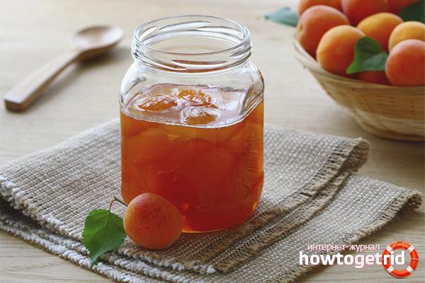 Как приготовить абрикосовое варенье: 5 рецептов