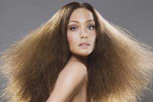 Маски для непослушных волос