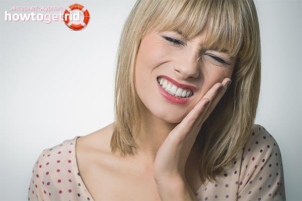 Причины зубной боли после пломбирования каналов