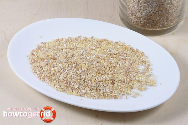 Витамины пшеничной каши