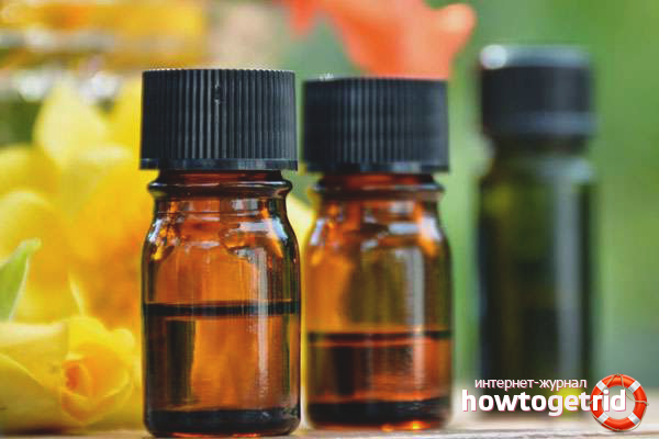 Применение эфирного масла бергамота для волос
