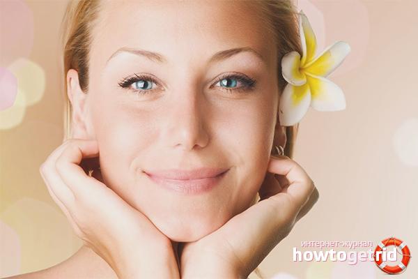 Как определить тип кожи лица: полезные советы