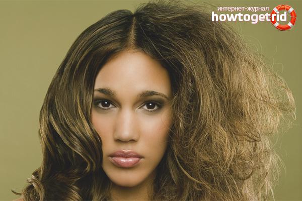 Как сделать жесткие волосы мягкими и послушными
