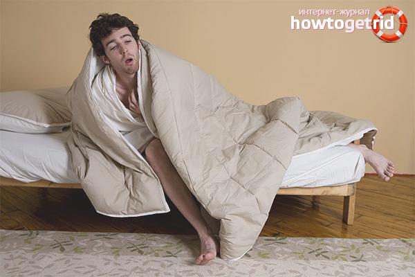 Как снять абстинентный синдром в домашних условиях